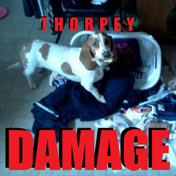 Damage Remixes EP cover art
