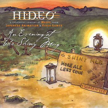 Hideo: An Evening at The Shiny Mug cover art