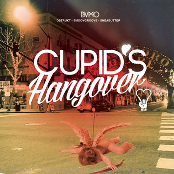 Cupid&#39;s Hangover cover art