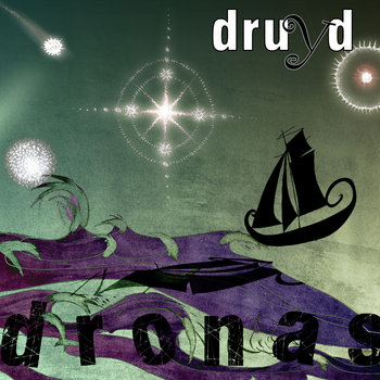 Dronas cover art