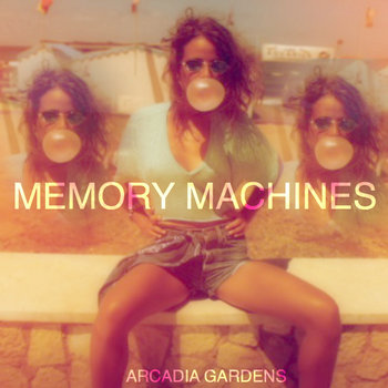 Memory Machines cover art