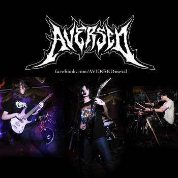 Aversed cover art