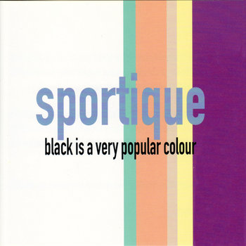 Black Is A Very Popular Colour cover art