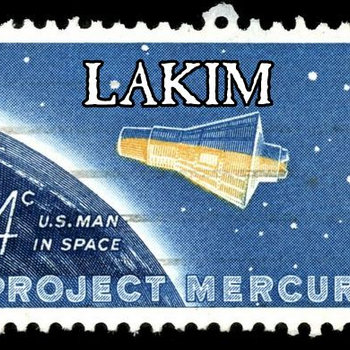 Project Mercury cover art