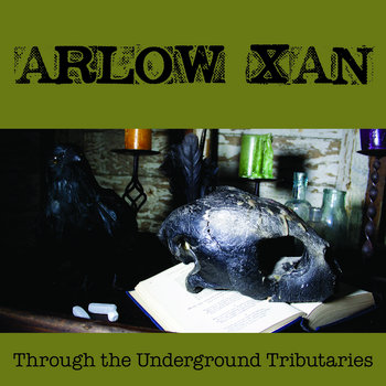Through the Underground Tributaries cover art