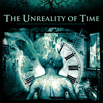 The Unreality Of Time (EP) cover art