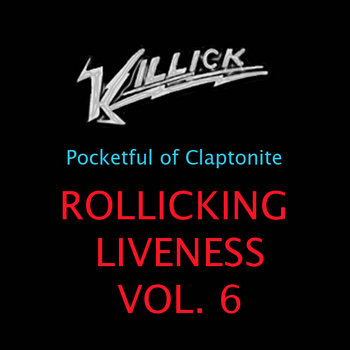 Rollicking Liveness Vol. 6: Athens GA 3.04.11 cover art