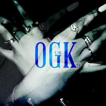OGK EP cover art
