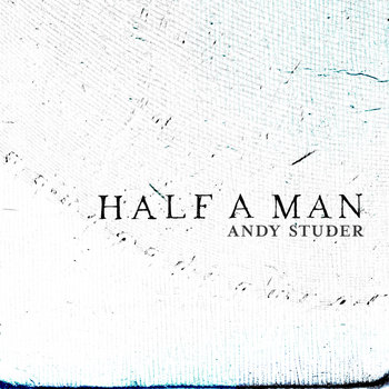 Half a Man - Single cover art