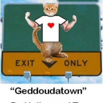 Geddoudatown cover art