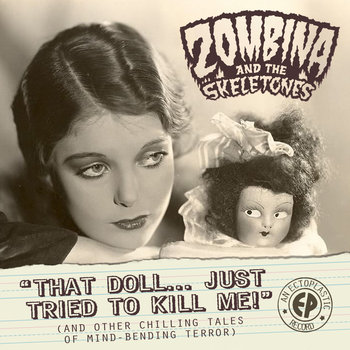 That Doll Just Tried To Kill Me cover art