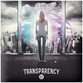 Transparency cover art