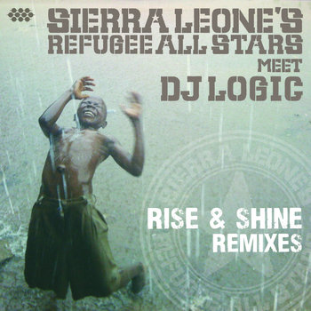 Rise & Shine Remixes cover art