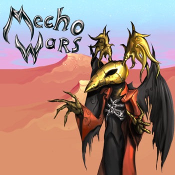 Mecho Wars HD: Desert Ashes OST cover art