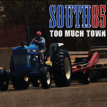 Too Much Town cover art