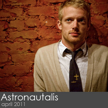 Astronautalis cover art