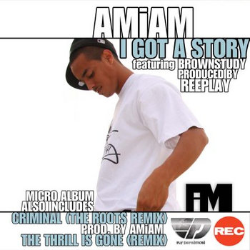 I Got A Story [Free MicroAlbum] cover art