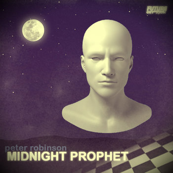 Peter Robinson-Midnight Prophet cover art