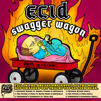 Swagger Wagon EP cover art