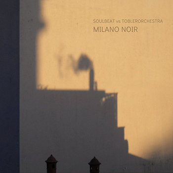 Milano Noir EP cover art