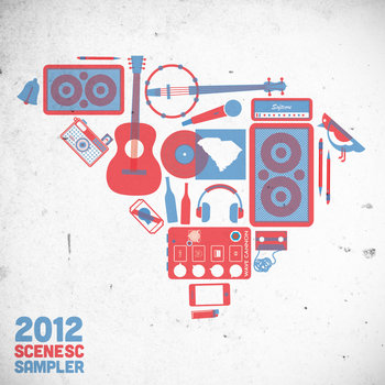 2012 SceneSC Sampler cover art