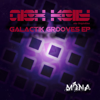 Galactik Grooves EP cover art