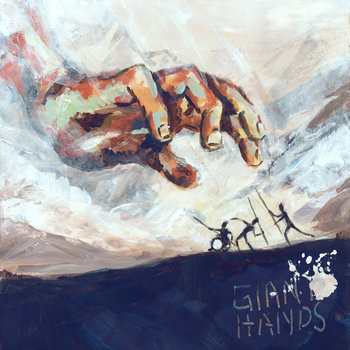 Giant Hands EP cover art
