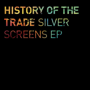 SILVER SCREENS EP cover art