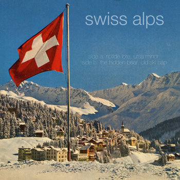 Swiss Alps cover art