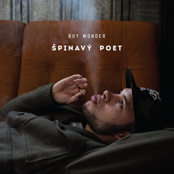 Špinavý poet cover art