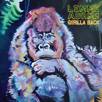 Gorilla Back cover art