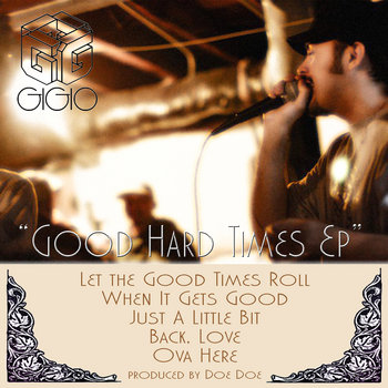 Good Hard Times EP cover art