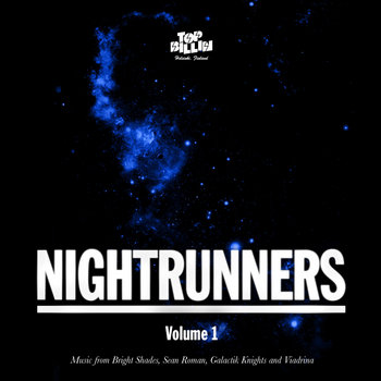 Nightrunners Volume One cover art