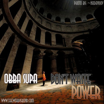 Don&#39;t Waste Power cover art