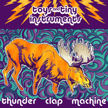 Thunder Clap Machine cover art