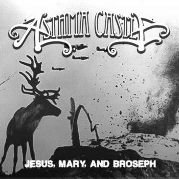 Jesus, Mary, and Broseph EP cover art