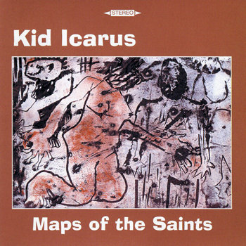 Maps of the Saints cover art