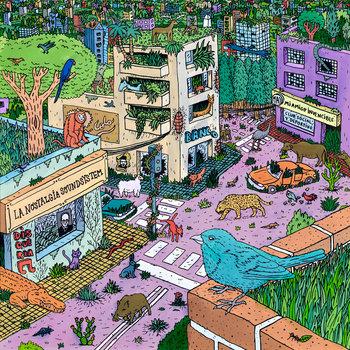 La Nostalgia Soundsystem (2013) cover art