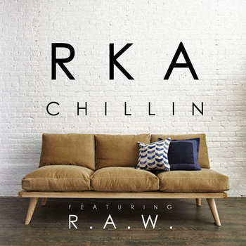 Chillin Feat. R.A.W. cover art
