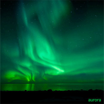 Aurora cover art
