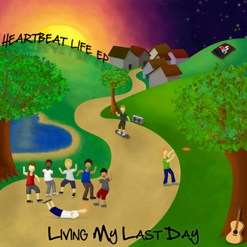 Heartbeat Life EP cover art