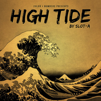 High Tide Beat Tape (Presented by Color By Numbers) cover art