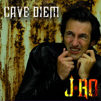 Cave diem cover art