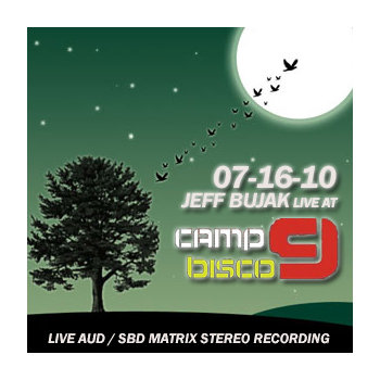 Live at Camp Bisco 9 cover art