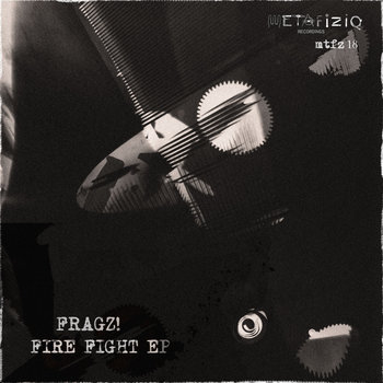 Fire Fight EP cover art