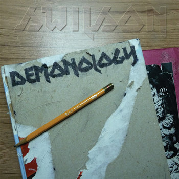 Demonology cover art