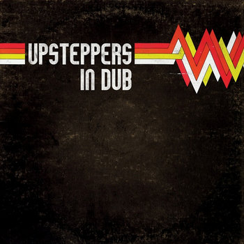 Upsteppers in Dub cover art