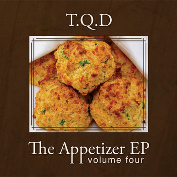 The Appetizer EP Vol. 4 cover art