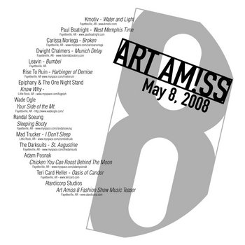 Art Amiss 8 cover art