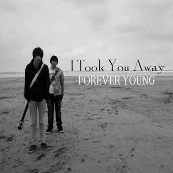 I Took You Away - Single cover art